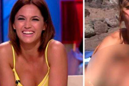 Michelle Calvó arrasa en Instagram con este topless
