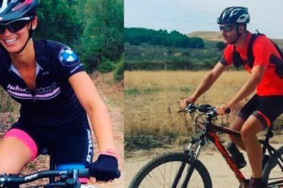 Estos dos jóvenes deportistas afectados de Esclerosis Múltiple correrán la Orbea Monegros