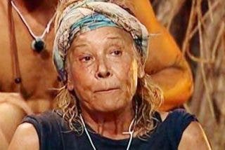 Mila Ximénez critica las peleas en 'Supervivientes' olvidándose del espectáculo que ella dio