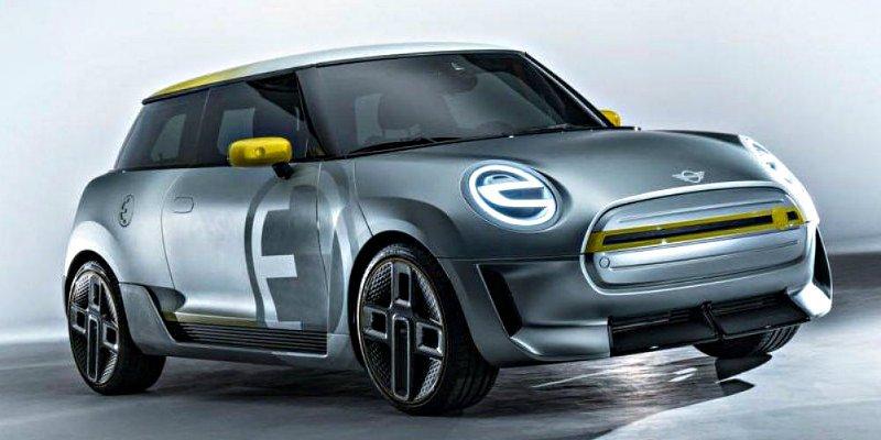 Coche eléctrico: el Mini Cooper de BMW que te llevará de vuelta a los años 50