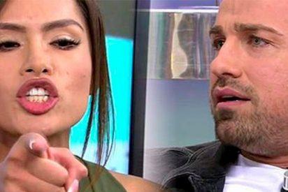 Miriam Saavedra llama acomplejado a Rafa Mora