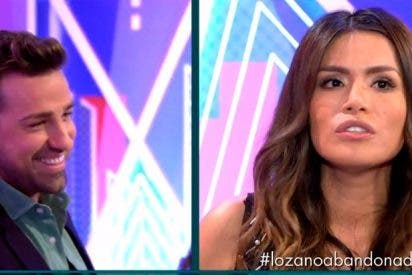 """El zasca de Miriam Saavedra, novia de Carlos Lozano, a Rafa Mora: """"Eres un cornudo y friki de mier**"""""""