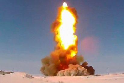 Los rusos prueban con éxito su nuevo proyectil antimisiles