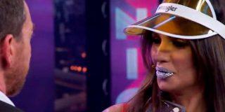 """""""Lo breve si es bueno…."""": Mónica Cruz aparece sólo 25 segundos en directo en el 'El Hormiguero'"""