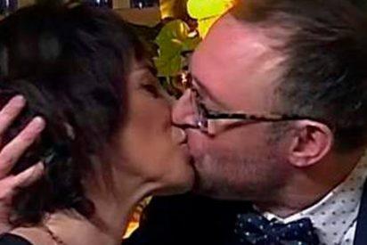 Morreos y hachazos en la cita más rara de 'First Dates'