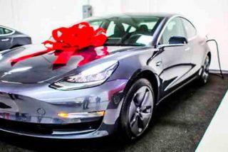 ¡Sorprendente!.¿Sabes cuántos coches eléctricos Model 3 fabrica Tesla semanalmente?