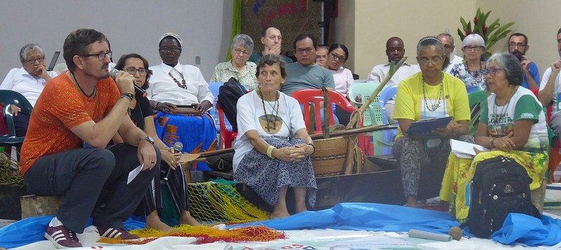 La vida religiosa de la Panamazonía comparte nuevos caminos de misión