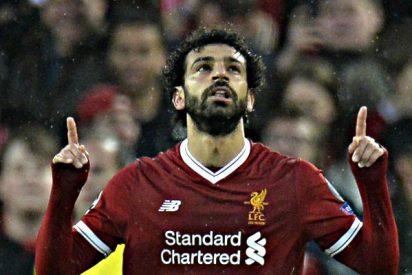 Un Liverpool eléctrico gana 5-2 a la Roma en la ida de semifinales de la Champions League