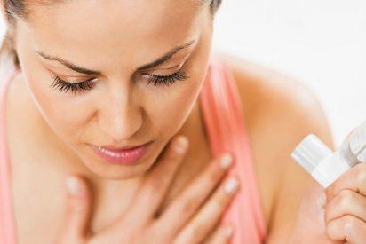 ¿Sabías que casi el 30% de las crisis por asma precisan ingreso hospitalario?