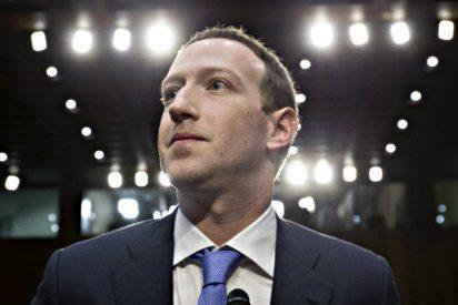 Zuckerberg reconoce ante el Congreso de EEUU todas sus culpas y dispara las acciones de Facebook