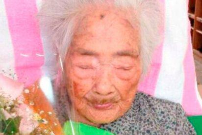 Muere la japonesa Nabi Tajima a los 117 años, la persona más vieja del mundo