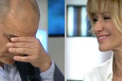 Nacho Abad y Susanna Griso se rompen en directo