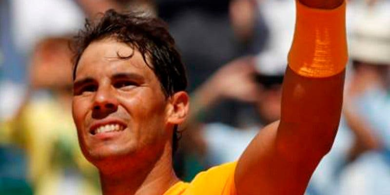 Nadal 'aplasta' a Dimitrov y jugará su duodécima final de Montecarlo