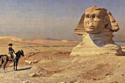 ¿Destruyó la nariz de la Esfinge un fanático musulmán o fue Napoleón de un cañonazo?