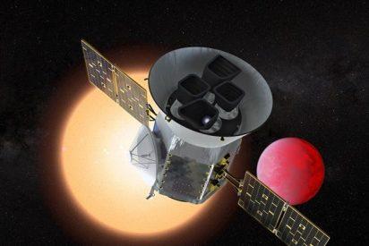NASA y Space X reprograman el lanzamiento del cazador de planetas TESS