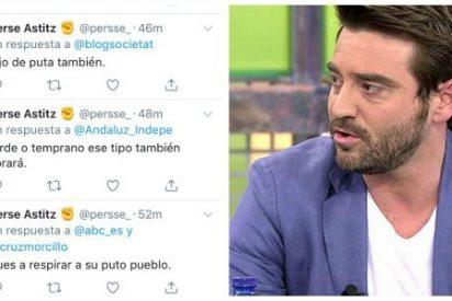 """Salvaje linchamiento 'borroka' a Javier Negre por su reportaje en El Mundo: """"Hijo de puta, ya llorarás"""""""