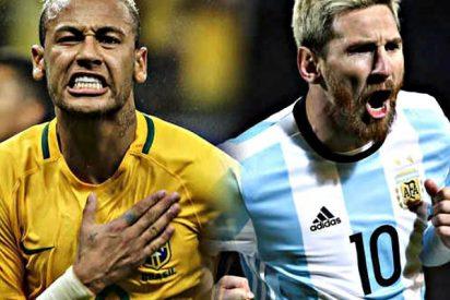 Messi vs Neymar: ¿Quién es mejor futbolista?