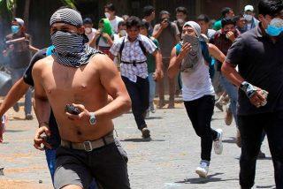 Así han sido las feroces y violentas protestas en la capital de Nicaragua