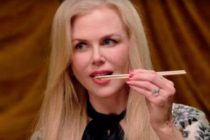Nicoles Kidman ha confesado que come bichos