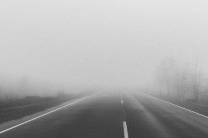 Más de 50 coches chocan en México a causa de la niebla