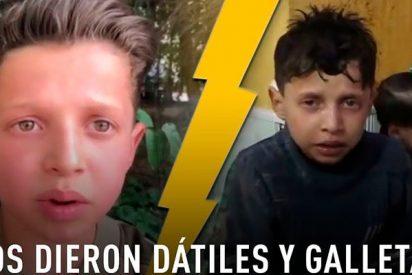 Las inquietantes declaraciones del niño del documental sobre supuesto ataque químico en Siria