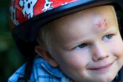 ¡Cuidado con el uso de la árnica para los golpes de los niños, no es inocua!