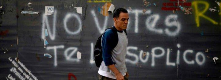 """La Iglesia pide a Maduro que aplace las elecciones presidenciales para evitar """"una catástrofe humanitaria"""""""