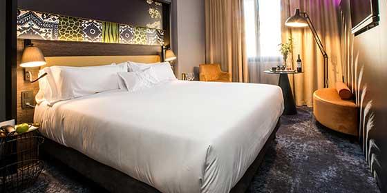 Dónde hospedarse en Madrid en plan 'City lovers'