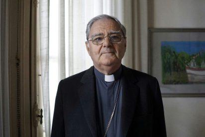 """Monseñor Ojea, rotundo: """"Defender el trabajo es defender la vida"""""""