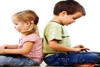 """Francisco: """"Atentos a la curiosidad de los niños en Internet, donde hay muchas cosas malas"""""""