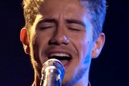 Este australiano canta el 'Asturias, patria querida' y arrasa en la versión anglosajona de 'La Voz'