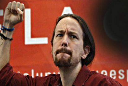 La sucia defensa de Pablo Iglesias a los goleados independentistas al grito de libertad