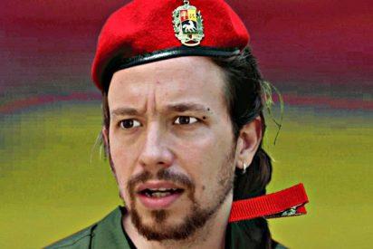 Para pablo Iglesias y sus compinches euroidiotas los asesinatos de ETA fueron 'una guerra contra el fascismo'