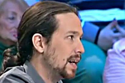 El vídeo que deja a Pablo Iglesias como 'La Chata'