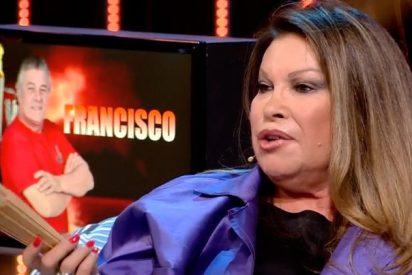 """La mujer de Francisco llama """"cagada"""" y """"fraude"""" a María Lapiedra"""