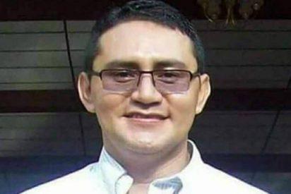 Entierran al sacerdote asesinado el Jueves Santo en El Salvador