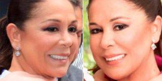 El Photoshop de Isabel Pantoja en la portada de Hola alcanza el esperpento