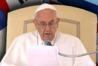 """El Papa pide """"la valentía de la esperanza"""" para los líderes de la Cumbre Intercoreana"""