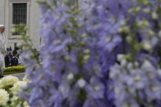 El Papa pide a los fieles que aplaudan y que le deseen 'feliz Pascua florida' a Benedicto XVI