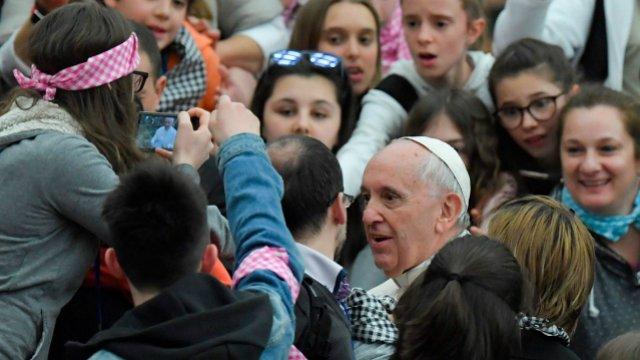 El Papa vuelve el domingo a la periferia romana