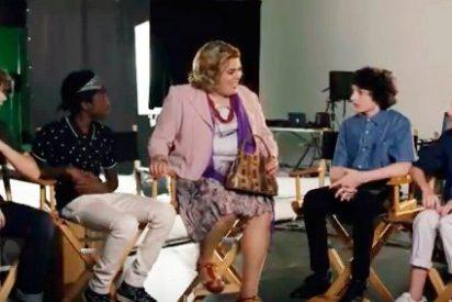 El desternillante crossover entre Paquita Salas y los niños de 'Stranger Things'