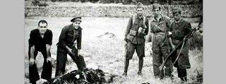 Podemos, Carmena y los compinches del PSOE quieren ganar la Guerra de 1936