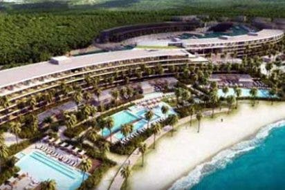 Hoteles de lujo en México: Meliá Paradisus Playa Mujeres