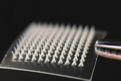 Así es el nuevo parche adhesivo que mide la glucosa a través de la piel