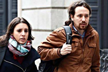 Así serán los hijos de Pablo Iglesias e Irene Montero: sociables, frívolos y unos plastas de cuidado