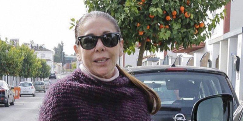 Isabel Pantoja, fan incondicional de Kiko Rivera