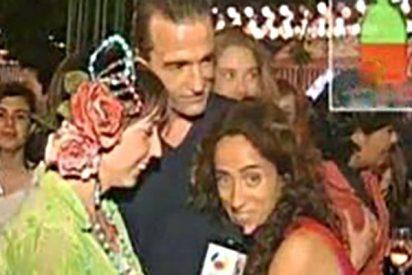 Cuando María Patiño era muy joven y pilló una curda que casi se lleva por delante al bello Conde Lequio