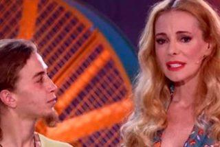 Paula Vázquez hundida con el último expulsado de 'Fama'