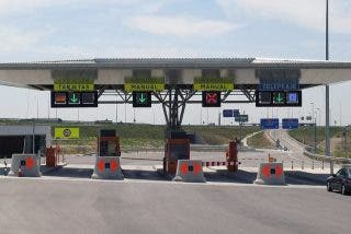 Abertis anuncia un ERE para la plantilla de la autopista Sevilla-Cádiz