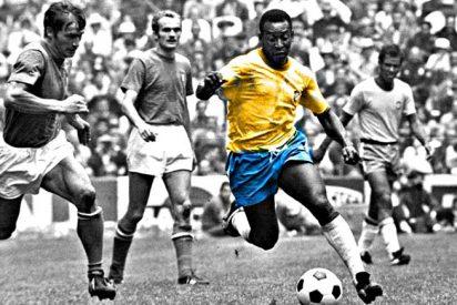 Los mejores 10 goles de la Historia del Fútbol